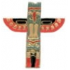 INDIAN TOTEM POLE PIN