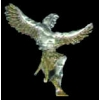 INDIAN EAGLE DANCER CAST PIN