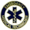EMT PIN EMERGENCY MEDICAL TECHNICIAN PIN BLUE RD