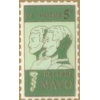 MAYO BROTHERS PIN STAMP PIN HONORING MAYO DOCTORS PIN DX