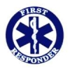 FIRST RESPONDER CROSS OF LIFE PIN