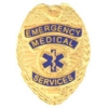EMS PIN EMERGENCY MEDICAL SERVICES MINI BADGE PIN