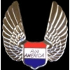 AIR AMERICA PIN WINGS UP US AIRLINE PIN