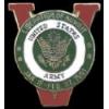 US ARMY LIBERATION OF KUWAIT PIN OPERATION DESERT STORM PIN GULF WAR VICTORY PIN