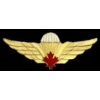 CANADA JUMP WING PIN CANADIAN PARATROOPER WING PIN
