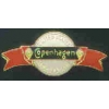 COPENHAGEN SMOKELESS TOBACCO LOGO PIN