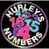 LOST HURLEYS NUMBERS PIN