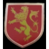 GAME OF THRONES PIN HOUSE LANNISTER LION PIN