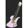 BC RICH MOCKINGBIRD VIOLET GUITAR