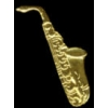ALTO SAXOPHONE PIN ACE VERSION