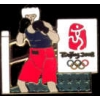OLYMPIC 2008 CHINA BOXING PIN