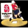 OLYMPIC 2008 CHINA SOFTBALL PIN