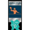 OLYMPICS 2012 LONDON WATER POLO PIN