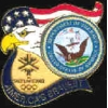 OLYMPIC SALT LAKE AMERICAS BRAVEST USN NAVY