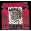 U SOUTHERN CALIFORNIA USC LAPD VILLAGE OLYMPICS 1984 PIN
