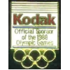 OLYMPIC 1988 KODAK OFFICIAL SPONSOR