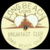 LIONS CLUB LONG BEACH, CA CLUB LODGE PIN