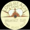 LIONS CLUB LONG BEACH, CA CLUB LODGE PIN