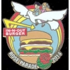 IN-N-OUT BURGER PIN ROSE PARADE 2014 PIN