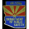 ARIZONA HIGHWAY PATROL MINI PATCH PIN