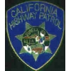CHP CALIFORNIA HIGHWAY PATROL MINI PATCH PIN