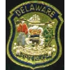 DELAWARE STATE POLICE MINI PATCH PIN