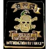 DEA DRUG ENFORCEMENT AGENCY JUNGLE OPERATIONS PIN