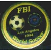 FBI 94 WORLD CUP SPORTS MISC LOGO PIN