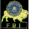 FBI BUFFALO NY FIELD OFFICE NEW LOGO PIN