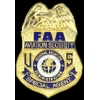 FAA BADGE FEDERAL AVIATION ADM SPECIAL AGENT MINI BADGE PIN
