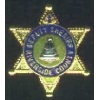 CALIFORNIA, RIVERSIDE COUNTY DEPUTY SHERIFF MINI BADGE PIN