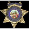 BUENA PARK, CA POLICE DEPARTMENT OFFICER MINI BADGE PIN