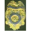 CAIFORNIA DEPT JUSTICE SPECIAL AGENT MINI BADGE PIN