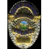BELL GARDENS POLICE DEPT OFFICER MINI BADGE PIN