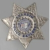 ANAHEIM, CA POLICE DEPARTMENT EXPLORER BADGE PIN