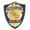 HONOLULU, HI POLICE PATCH PIN