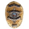 ADELANTO, CA POLICE DEPARTMENT BADGE PIN