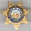 WOODLAND, CA POLICE DEPARTMENT SGT MINI BADGE PIN