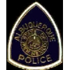 ALBUQUERQUE, NM POLICE DEPARTMENT MINI PATCH PIN