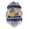 HONOLULU, HI POLICE OFFICER BADGE PIN