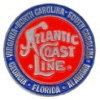 ATLANTIC COAST LINE RAILROAD ACL LAPEL HAT PIN