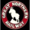 GREAT NORTHERN RAILROAD PIN