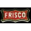 FRISCO RAILROAD LOGO PIN