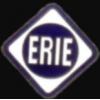 ERIE RAILROAD PIN
