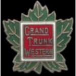 GRAND TRUNK WESTERN RAILROAD PIN