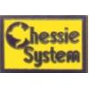 CHESSIE SYSTEM RAILROAD PIN SQUARE VERSION