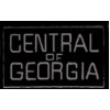 CENTRAL OF GEORGIA RAILROAD LOGO PIN