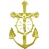JESUS IS MY ANCHOR PIN