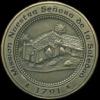 NUESTRA SENORA de la SOLEDAD MISSION PIN