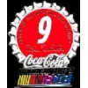 COKE NASCAR BILL ELLIOTT BOTTLE CAP DX